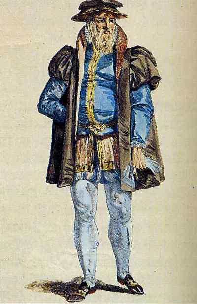 16-Jahrhundert-kostuem-faust-illustration-historisch-epoche