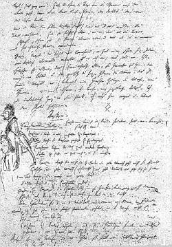 georg-buechner-woyzeck-original-manuskript-zusammenfassung-szenen-inhaltsangabe